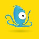 Ilustracion y diseño de Personaje: Octopus. Un proyecto de Ilustración, Animación de personajes e Illustración editorial de TITO CAMPOS - 05.04.2014