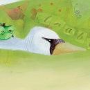 Calendario de valores. Un proyecto de Ilustración infantil de Enrique Torralba - 01.01.2007