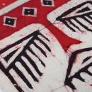 Diaguitas. Um projeto de Ilustração, Ilustração têxtil e Tingimento Têxtil de Ikaro Batik - 06.04.2021