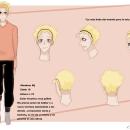 Mi Proyecto del curso: Creación de personajes manga. Un proyecto de Ilustración digital, Dibujo digital y Dibujo manga de kilmora yusui - 06.04.2021