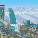 POPPING UP MILANO TEASER. Um projeto de Ilustração, Animação 2D e Ilustração Arquitetônica de Carlo Stanga - 07.04.2021