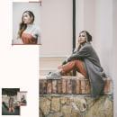 Retratos del 8M: resistencia desde la cámara. A Photograph, and Portrait photograph project by Victoria Holguin - 04.07.2021
