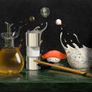 Mi Proyecto del curso: Pintura e ilustración realista con Procreate. A Illustration, Painting, and Digital Painting project by M. Alejandra Pulgar Z. - 04.08.2021