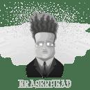 Eraserhead. Un proyecto de Diseño gráfico e Ilustración de Leone Artworks - 09.04.2021