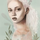 Roques de Anaga. A Illustration, Digital illustration, and Portrait illustration project by Nat de la Croix - 04.09.2021