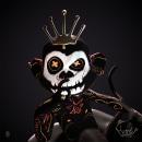 Moorhú the king. Un proyecto de Diseño de personajes, Modelado 3D y Concept Art de Santiago Camacho - 10.04.2021