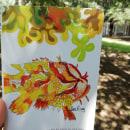 Ilustración con lápices de colores de animales en vía de extinción.. Um projeto de Ilustração infantil e Ilustração naturalista de Lina María Mora Brun - 11.04.2021