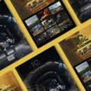 Grandcolombiagold. Un proyecto de Diseño editorial y Diseño gráfico de Angelo Reyne Hernández - 11.04.2020