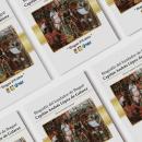 Biografía del fundador de Ibagué Capitán Andrés López de Galarza. Un proyecto de Diseño editorial y Diseño gráfico de Angelo Reyne Hernández - 11.08.2020