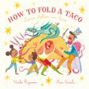 How to fold a taco. Um projeto de Ilustração, Design de personagens, Artes plásticas, Desenho e Ilustração infantil de Ana Varela - 11.04.2021