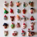Calendario de Adviento. Um projeto de Design, Artesanato, Design de brinquedos, Pattern Design, Criatividade, Tecido, To, Art e Crochê de TwinsDesign - 11.04.2021
