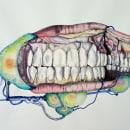 Cuerpo postorgánico . Un proyecto de Dibujo de Marihel Dennisse Jiménez Diaz - 12.04.2021