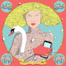 """Ilustraciones """"Leda y el Cisne"""". Um projeto de Ilustração e Ilustração digital de Pablo Apolo - 10.01.2019"""