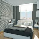 Infoarquitectura 3D: Habitación. Un proyecto de 3D, Arquitectura, Arquitectura de la información, Arquitectura interior y Diseño 3D de Mathias Waisrub Piñeyro - 12.04.2021