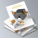 Proyecto COVID-19. Um projeto de Design gráfico de Daniela Arcos - 12.04.2021