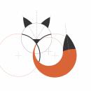 Síntesis Gráfica y Recursos Visuales de Diseño: Zorro. Um projeto de Design de Chary González - 12.04.2021