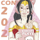 Ilustraciones. A Illustration, and Digital illustration project by Francisco Cruz - 04.12.2021