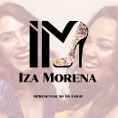Iza Morena Calçados. Un proyecto de Diseño de logotipos de Izabela Assis - 13.04.2021