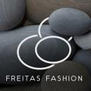 Freitas Fashion. Un proyecto de Diseño de logotipos de Izabela Assis - 13.04.2021