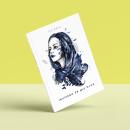 """""""Invierno en mis ojos"""" - Isa Bayo, Postdata Ediciones.. Um projeto de Ilustração digital de Lily Vainylla - 14.04.2021"""