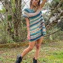 Vestido Topdown. A Crochet project by Marie Castro - 04.17.2021