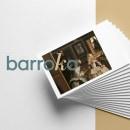 Barroko estudio. A Design, Br, ing, Identit, and Graphic Design project by Ali Rivas - 04.18.2019