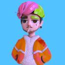 Mírame a los ojos 2. Un proyecto de 3D, Animación 3D, Diseño 3D y Art to de Genís Calafell - 18.04.2021