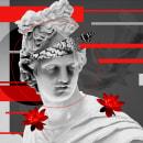 Surrealism Gods. Un proyecto de 3D y Collage de Eduardo Fajardo - 19.04.2021