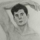 Mi Proyecto del curso: Dibujo realista de la figura humana. Un proyecto de Dibujo a lápiz, Dibujo, Dibujo de Retrato, Dibujo realista y Dibujo anatómico de Yohel Bohorquez - 20.04.2021