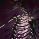 Mi Proyecto Glass Coffin. Un proyecto de Ilustración y Pintura digital de Arturo C Horion - 21.04.2021