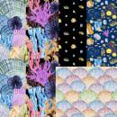 Mi Proyecto del curso: Diseño de patrones ilustrados. Um projeto de Pattern Design de Cathalina Gallo - 22.04.2021