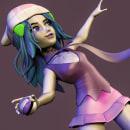 DAWN 3D CONCEPT - Mi Proyecto del curso: Creación de personajes: del 2D al 3D . Un progetto di Character design 3D di Jorge Moreno - 23.04.2021