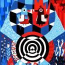 Impossible Illustration - Exhibition. Un proyecto de Ilustración y Bellas Artes de Elena Serrato - 23.04.2021