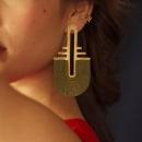 Colección Amuya . Um projeto de Artesanato, Moda, Design de joias, Design de produtos e Fotografia de moda de VATTEA - 24.04.2021