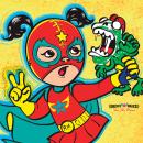 Contra Monstruos y Pesadillas de Remedios Mágicos. Um projeto de Ilustração, Ilustração vetorial e Ilustração infantil de Alietta Carbajal - 25.08.2019