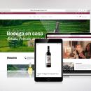 Bodega en casa. Un proyecto de Diseño Web de El estudio de Coco - 15.09.2021