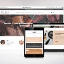 Egeo CBD. Un proyecto de Diseño Web de El estudio de Coco - 15.11.2021