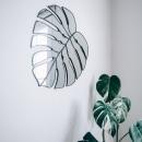 Espejo Monstera Negro. Um projeto de Decoração de interiores de Camila Eterovic - 27.04.2021