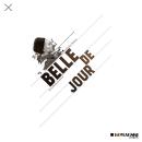BELLE. Un proyecto de Diseño, Ilustración y Publicidad de Francisco Cacenaves - 27.04.2021