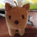Mi Proyecto del curso: Amigurumi: creación de personajes con ganchillo. Un proyecto de Crochet de yeni13878 - 28.04.2021