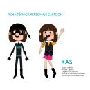 CARTOON CHARACTER DESIGN by MN-H. Un proyecto de Ilustración de Marta Noguera-Homs - 01.05.2021