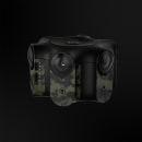 Camera 360. Um projeto de Design, 3D, Design de produtos, Modelagem 3D, 3D Design e Design digital de Héctor Perna Vila - 10.12.2020