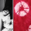 Mi Proyecto del curso: Introducción al teñido shibori. Un proyecto de Artesanía, Creatividad, DIY y Teñido Textil de Núria R.L. - 03.05.2021