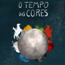 O Tempo das Cores. A Digital illustration project by Eva Uviedo - 05.04.2021