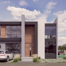 Casa Pacora - Chocaya, Lima. Un proyecto de Arquitectura, Modelado 3D y Visualización arquitectónica de Giancarlo Pava Durand - 04.05.2021