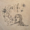 Mi Proyecto del curso: Técnicas de ilustración artística con grafito. Um projeto de Ilustração e Desenho a lápis de Gabiru Biru - 04.05.2021