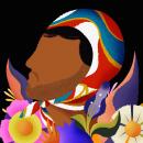 R.I.P WILLIAN SANTIAGO. Un proyecto de Ilustración, Dibujo, Ilustración digital, Ilustración botánica y Dibujo digital de Javier Dominguez Navarro - 05.05.2021