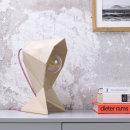 Lámpara Carapucha. Un progetto di Artigianato, Lighting Design, Product Design , e Falegnameria  di Oitenta - 01.01.2021