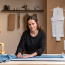 Mi Proyecto del curso: Técnicas de patronaje para replicar tus prendas favoritas. Um projeto de Design, Moda, Design de moda, Design de moda, Costura e DIY de Lantoki - 30.04.2021