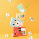 Papelería Naif. A Art Direction, Creative Consulting, Social Media, Creativit, Product photograph, Stor, telling & Instagram Marketing project by Låpsüs | Contenido Visual - 01.17.2021